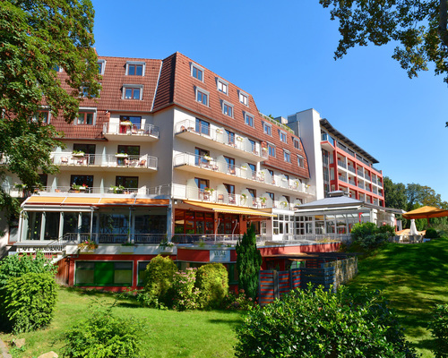 Ringhotel Zweibruecker Hof in Herdecke, 4-stars hotel in the Ruhrgebiet region