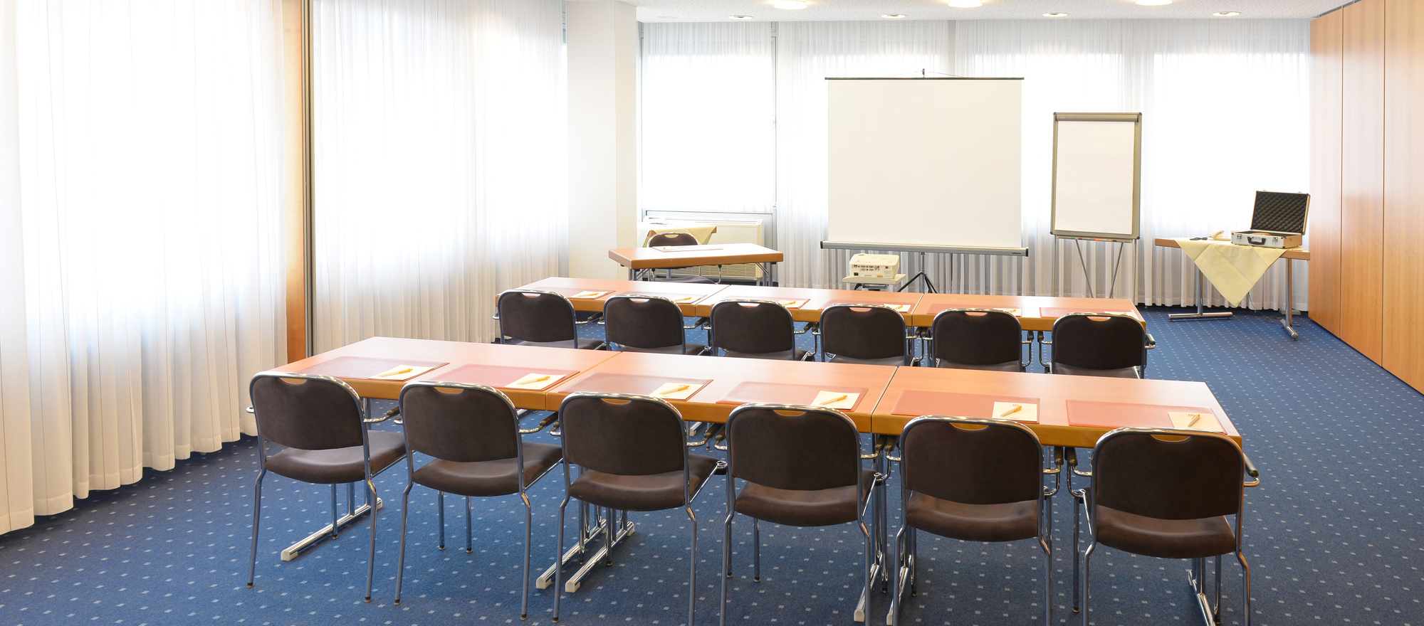 Conference room at the  Ringhotel Loew's Merkur, 4 stars Hotel in Franconia