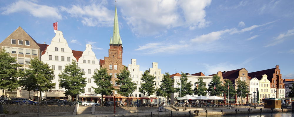 The 3-star hotel Ringhotel Jensen in Luebeck is located at the heart of the World Cultural Heritage town of Luebeck