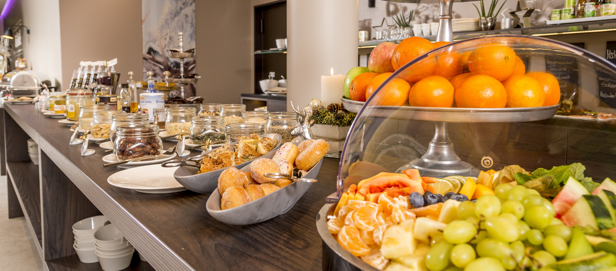 Start your day right at the at the Ringhotel Looken Inn in Lingen, 4-Sterne Hotel in the Emsland region