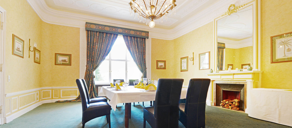 Stylish ambience for your meetings or family celebrations at Ringhotel Villa Westerberge, 3-star hotel in Aschersleben