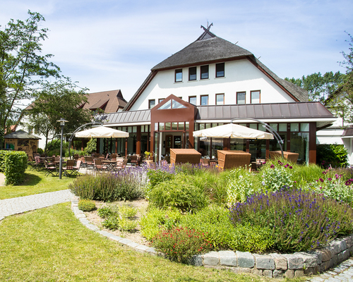 Ringhotel Warnemunder Hof In Rostock Warnemunde Mecklenburg