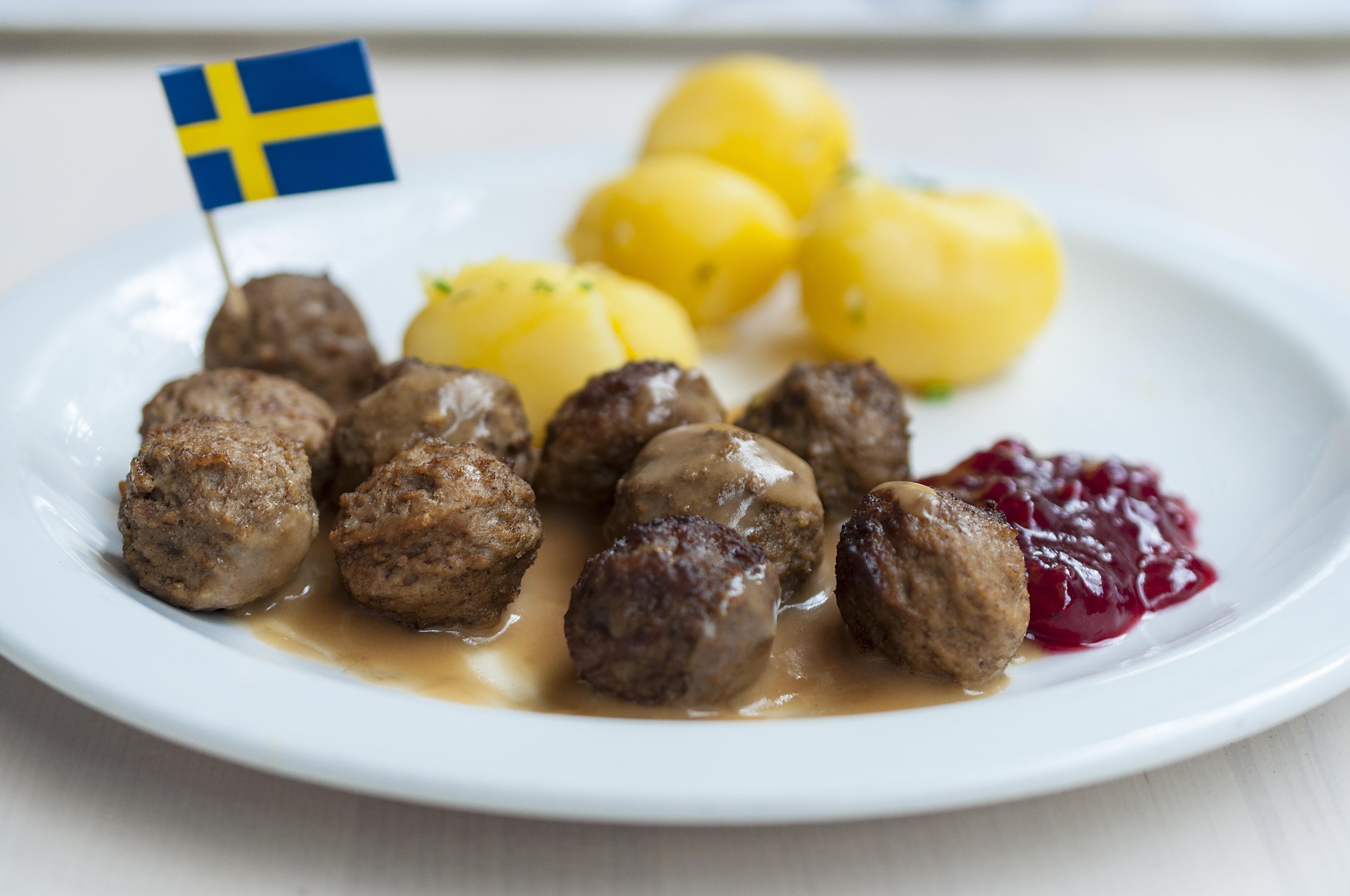 Köttbullar Aus Schweden   Globale Allianz Privater Hotels