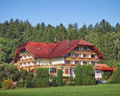 Welcome to our charmingly authentic, Black Forest-style 4-star Ringhotel Schwarzwald-Hotel Silberkoenig in Gutach-Bleibach, located at the forest edge in the heart of the ZweiTälerLand vacation region