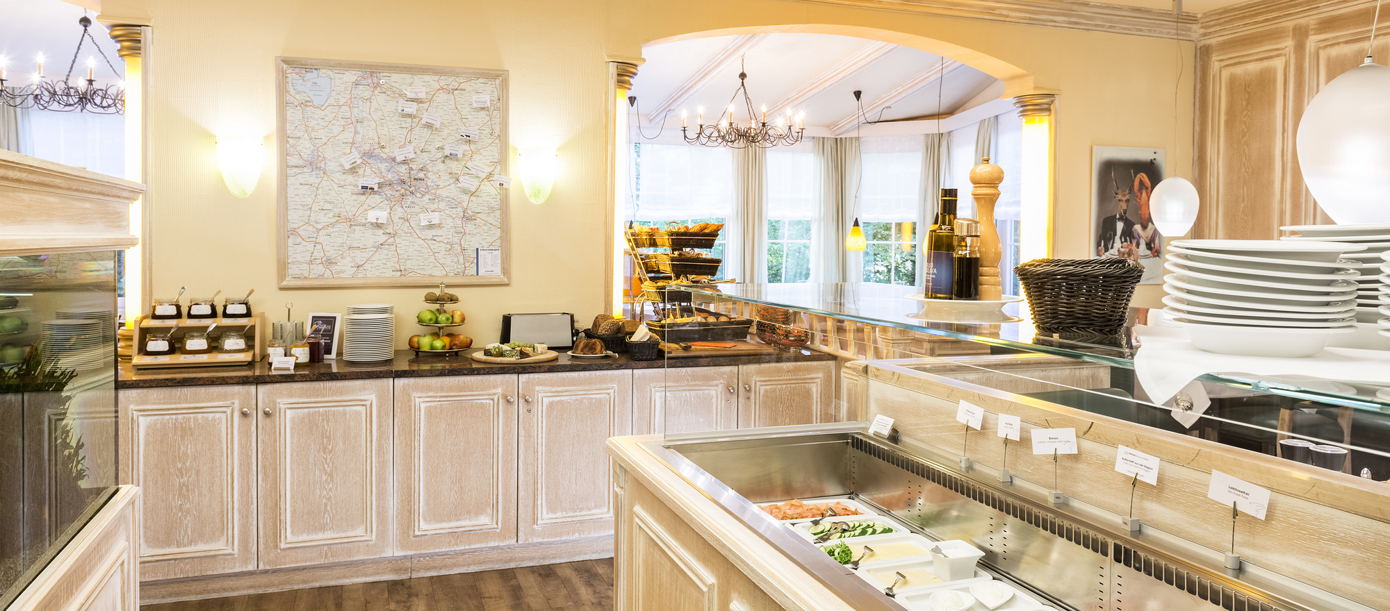 Start your day right at the Ringhotel Munte am Stadtwald in Bremen, 4 stars Hotel in the Metropolitian region Bremen
