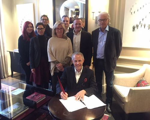 British-irish hotel brand Best Loved Hotels joins the Global Alliance of Private Hotels