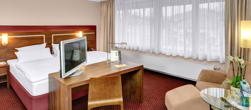 Superior Room in the Ringhotel Zweibruecker Hof, 4-stars hotel in Herdecke