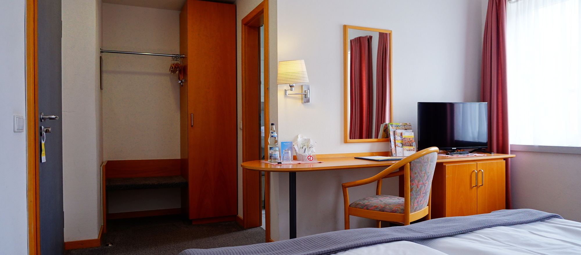 Rooms in the 3-star-superior hotel Ringhotel Altstadt garni in Guestrow