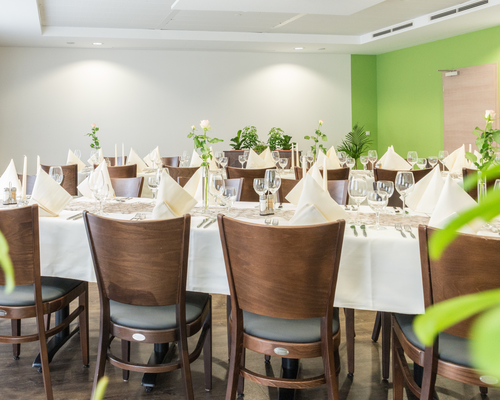 Experience unforgetable events in the Ringhotel Alfsee Piazza in Rieste, 3 stars superior hotel in the Osnabrueck region