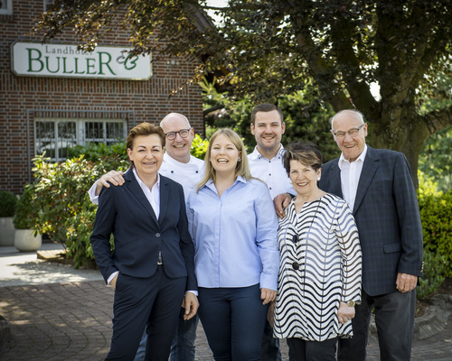 Hosts at the Ringhotel Landhotel Buller, 4-stars hotel in Hagen am Teutoburger Wald
