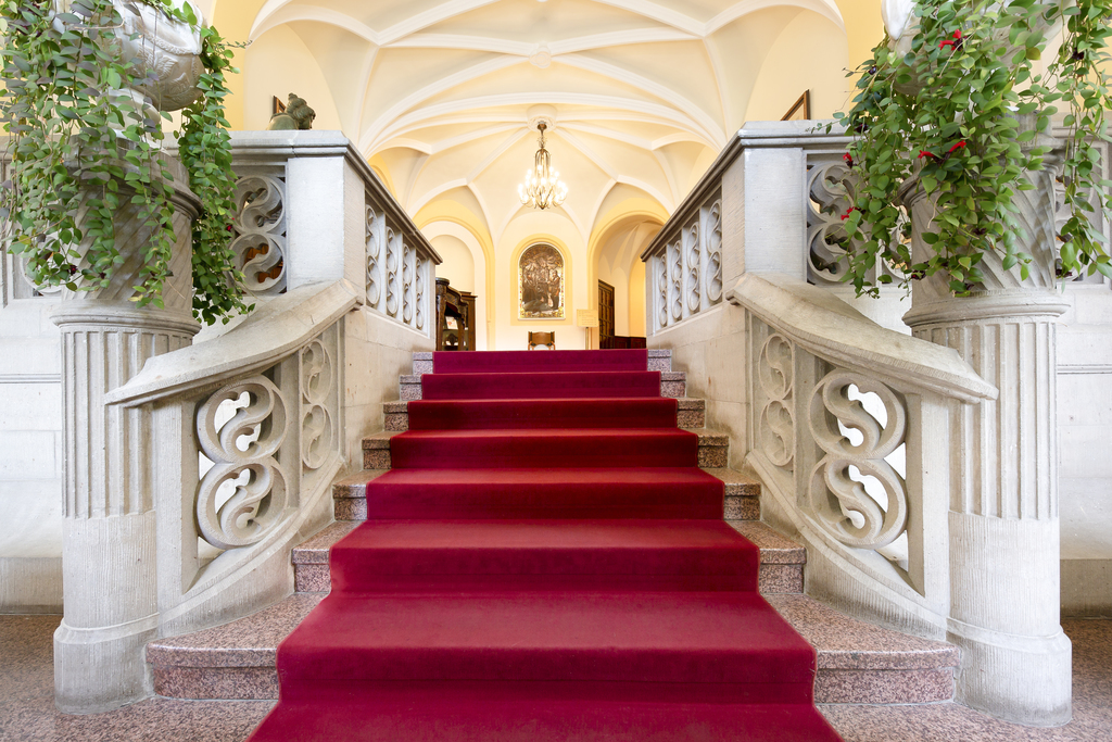 Enjoy the true pleasures of home at the Ringhotel Villa Westerberge, 3-star hotel in Aschersleben