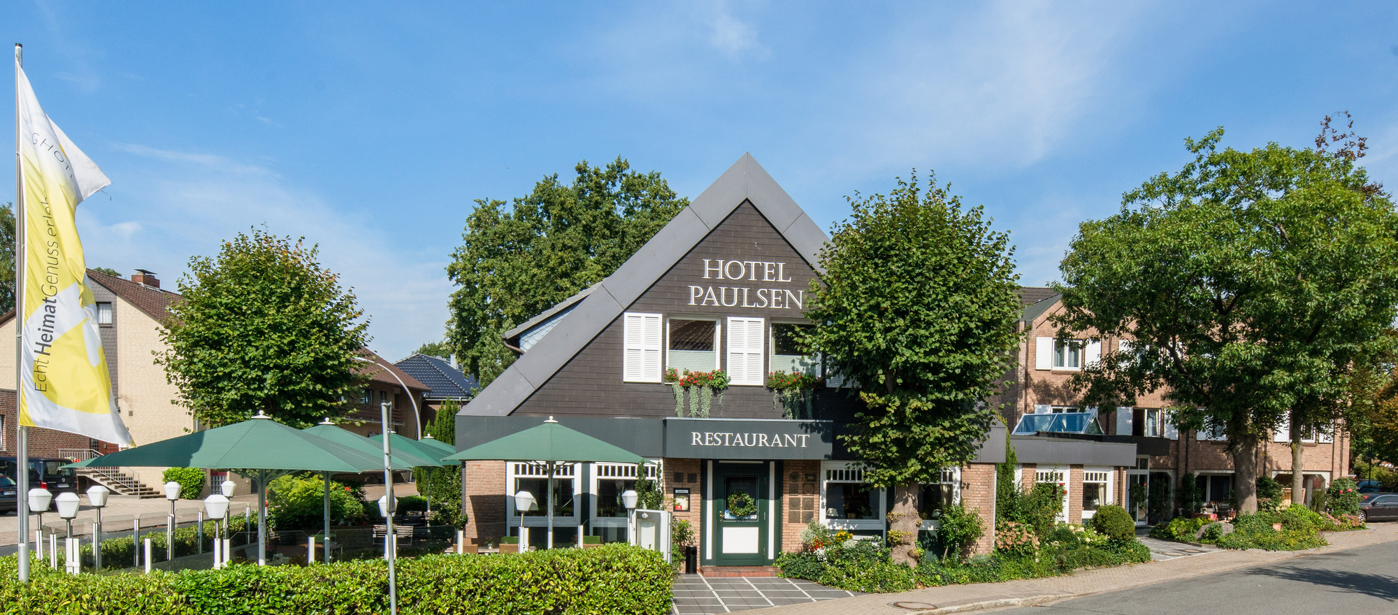 Enjoy the nature around the 3-star-superior hotel Ringhotel Paulsen in Zeven