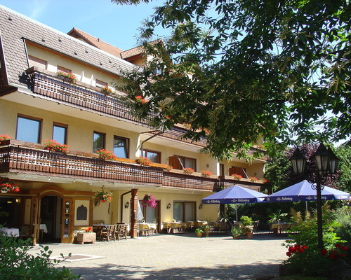 Ringhotel Pflug in Oberkirch exterior view