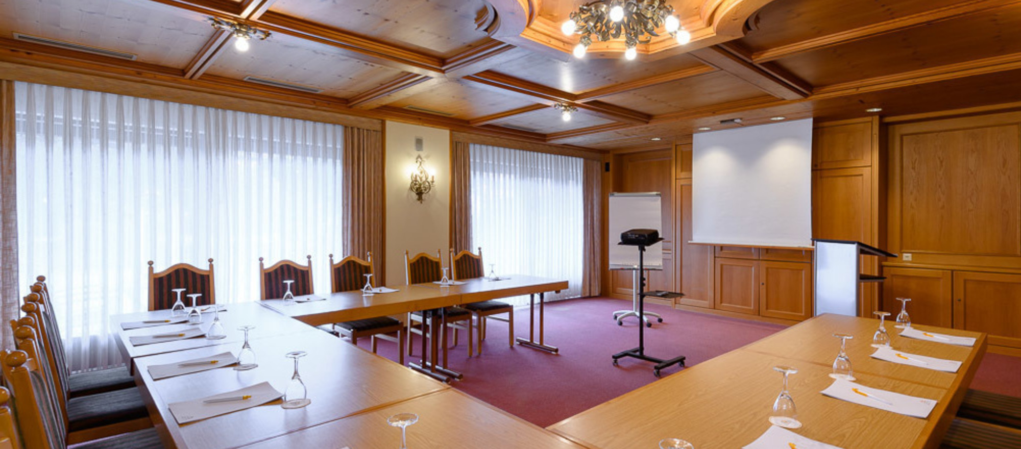 Ringhotel Pflug in Oberkirch meeting room