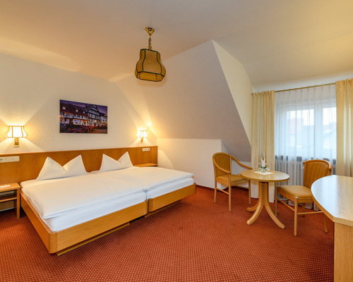 Ringhotel Pflug in Oberkirch double room example