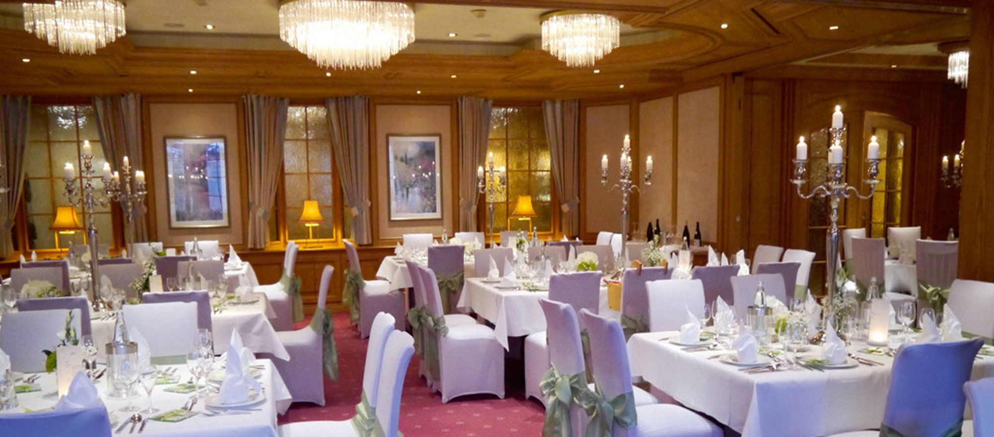 German classics, or regional delicacies in the 4-star Ringhotel Niedersachsen in Hoexter