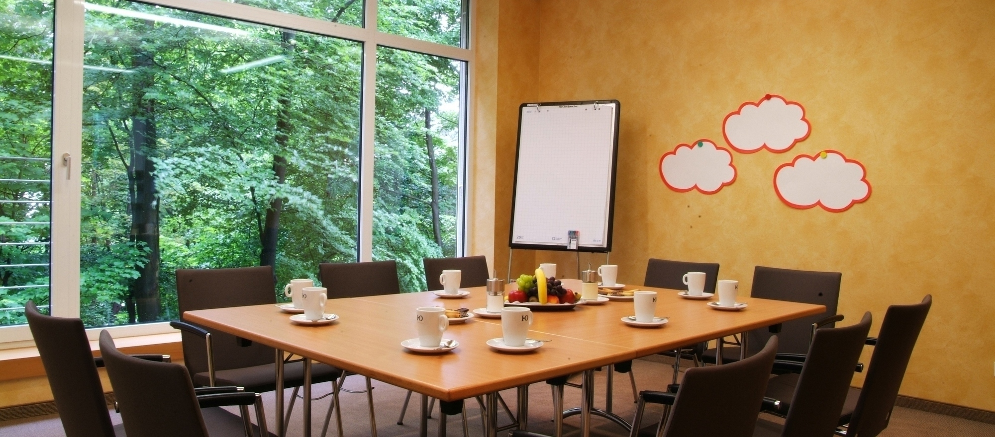 Stylish ambience for events offers the 4-star Ringhotel Waldhotel Heiligenhaus in Heiligenhaus