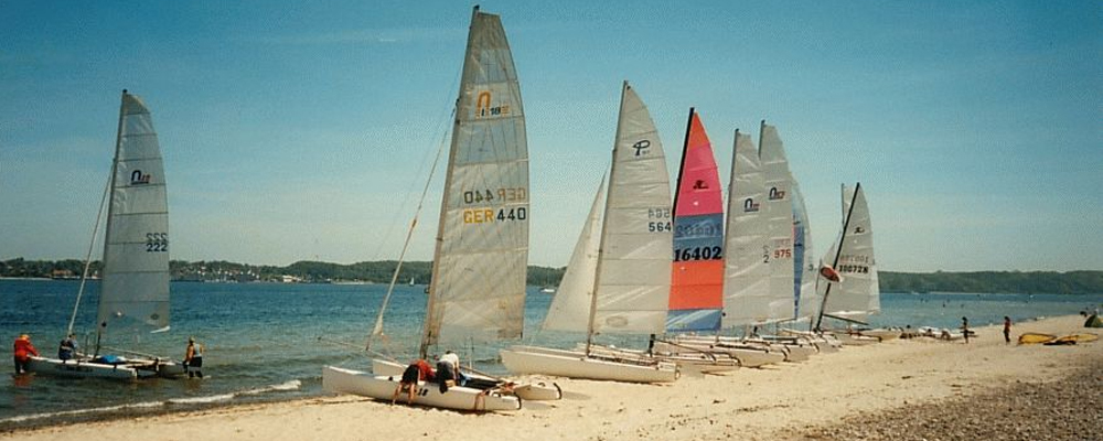 Water sports - Ringhotel Birke in Kiel, 4-stars superior hotel close to the Baltic Sea