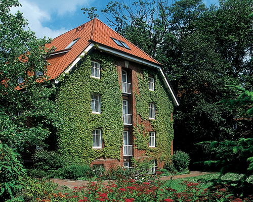 Wittmund, Ringhotel Residenz in Wittmund, 4 -star hotel on the North Sea