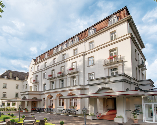 Ringhotel Rheinhotel Dreesen in Bonn-Bad Godesbergl, 4-star hotel in the metropolitan region Bonn