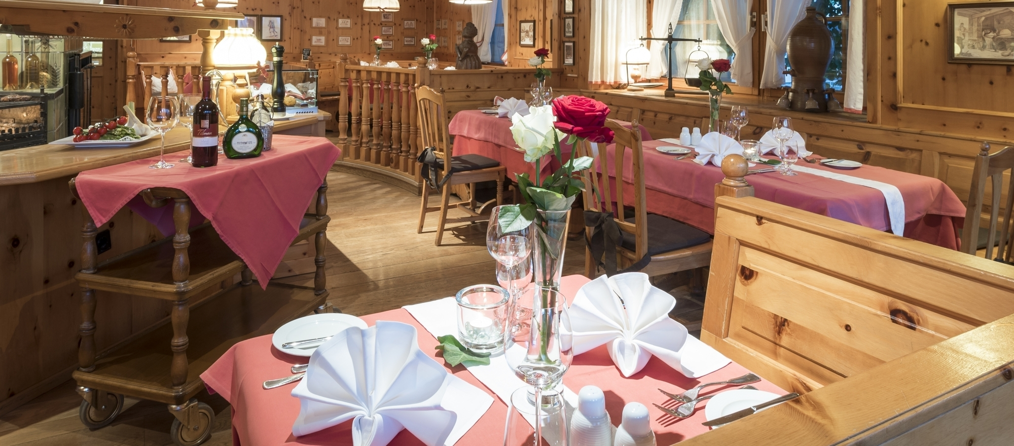 Restaurant in the Ringhotel Stadt Coburg in Coburg, 3-star superior Hotel in Franconia