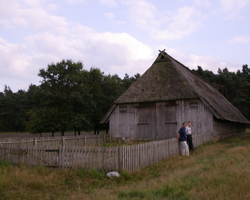 Sheep cottage in the Lueneburg heath close to the Ringhotel Sellhorn in Hanstedt, 4-stars hotel in de Lueneburg Heath