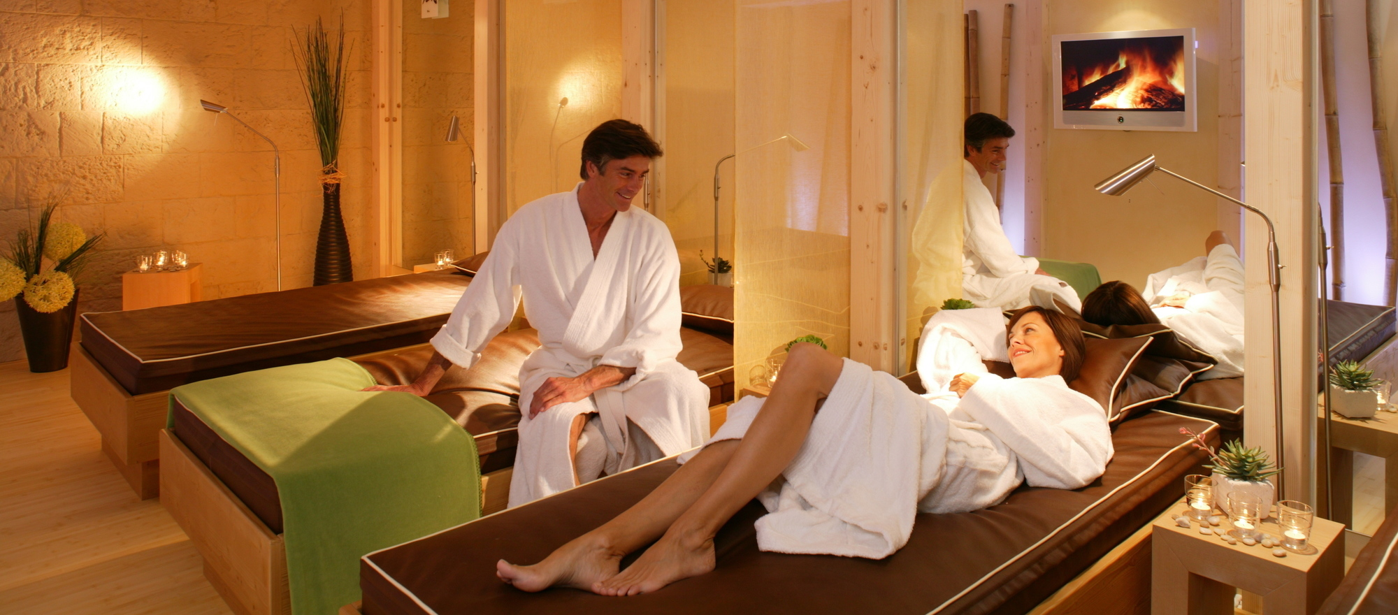 Spa oasis in the the Ringhotel Die Gams in Beilngries, 4 star hotel in Upper Bavaria