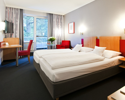 Room in Ringhotel Ahrensburg garni, 3 star superior hotel in the metropolitan region Hamburg