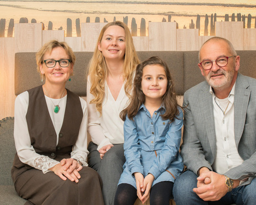 Family Silke & Arno Meents welcomes you at the 4-star hotel Ringhotel Altes Zollhaus in Horumersiel