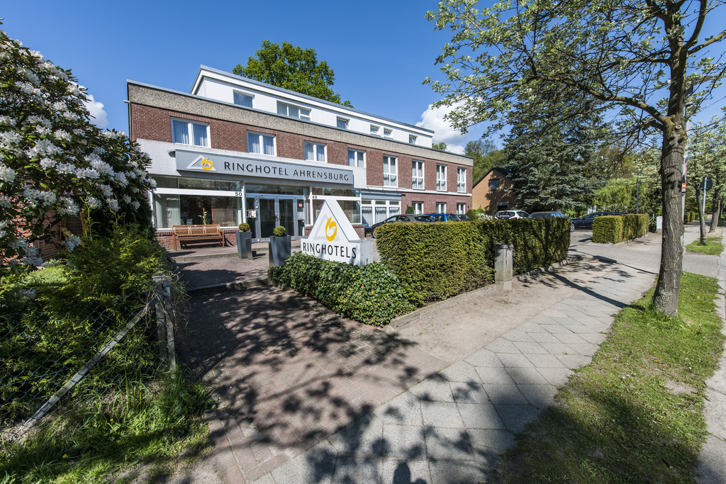 Ringhotel Ahrensburg garni, 3-star superior Hotel in the metropolitan region Hamburg