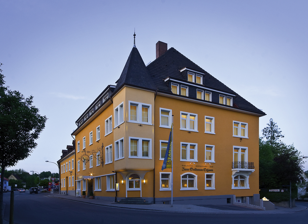 Germany´s loveliest vacation destinations, Ringhotel Zum Goldenen Ochsen in Stockach, 4 star hotel at Lake Constance