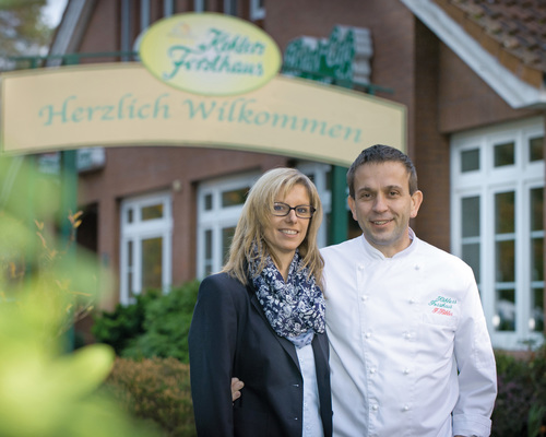 Your hosts at the Ringhotel Koehlers Forsthaus in Aurich, 4-star-hotel at the North Sea coast