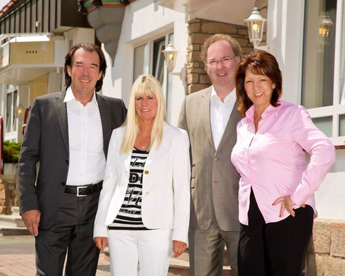 Family Roggenland welcomes you at the 4-star hotel Ringhotel Roggenland in Waldeck