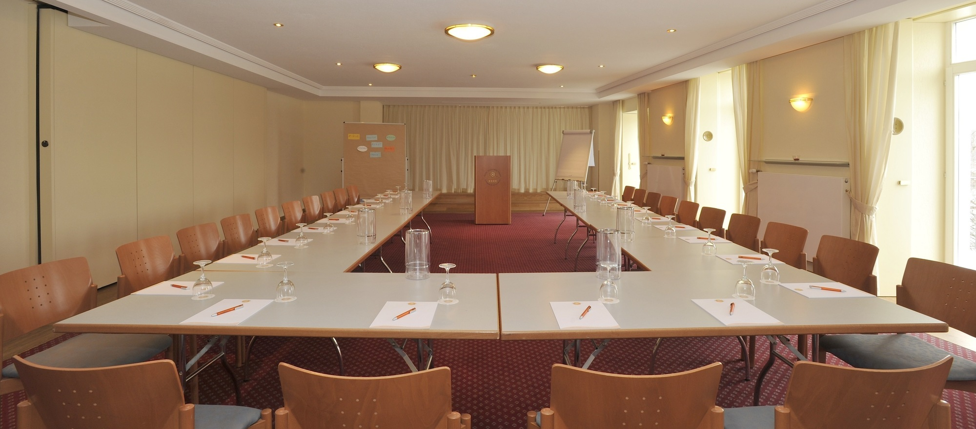 4 Event rooms in Ringhotel Goldener Knopf in Bad Saeckingen, 4 star Hotel in the Black Forest