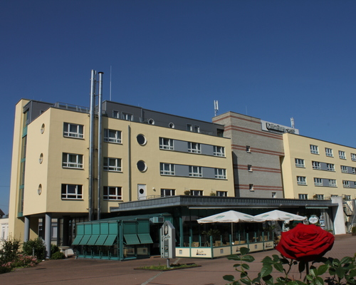 The 4-star hotel Ringhotel Katharinen Hof is located in the pedestrian zone at the heart of the historic town of Unna