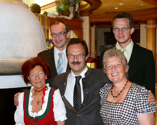 Family Gras welcomes you in the 4-star hotel Ringhotel Rheinhotel Ferienhotel Nebelhornblick in Oberstdorf