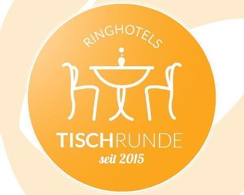 Tischrunde in the Ringhotels