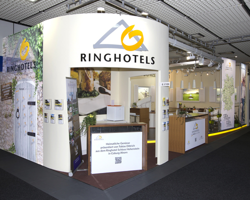 Ringhotels  Messestand Itb 2016