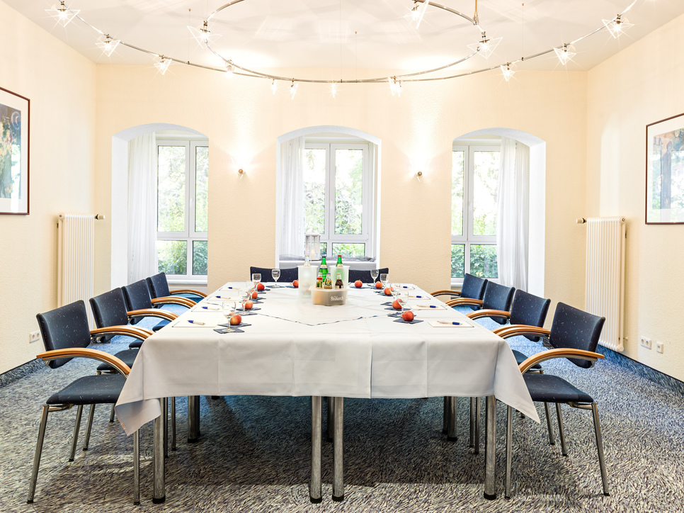 Conferences and meetings in a quiet ambience at the 4 star superiour Ringhotel Vitalhotel ambiente in Bad Wilsnack