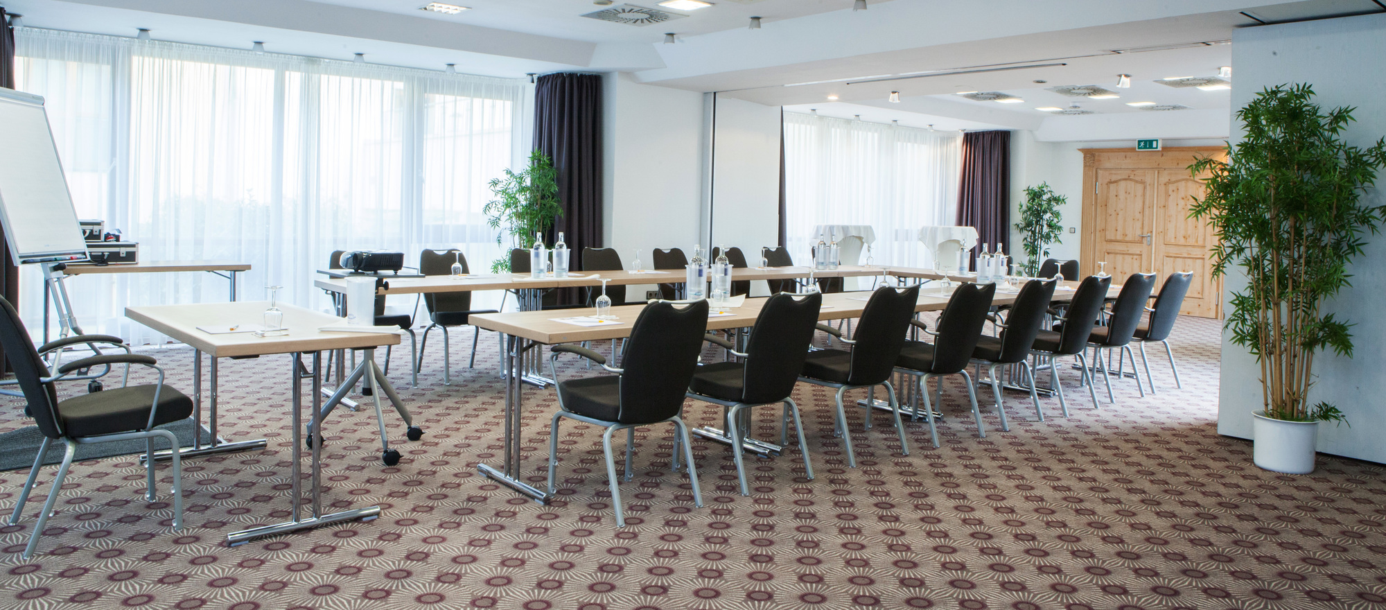 7 meetings and seminar rooms at the 4-star hotel Ringhotel Nassau-Oranien in Limburg/Hadamar