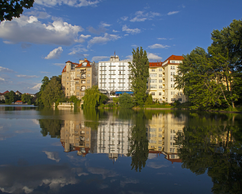 Ringhotel in Berlin lake side
