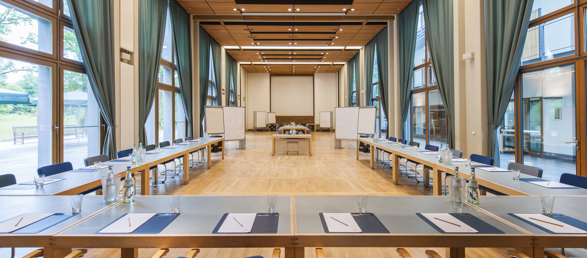 Modern, spacious conference rooms in the Ringhotel Schorfheide | Tagungszentrum der Wirtschaft in Joachimsthal, 4-stars hotel close to Berlin