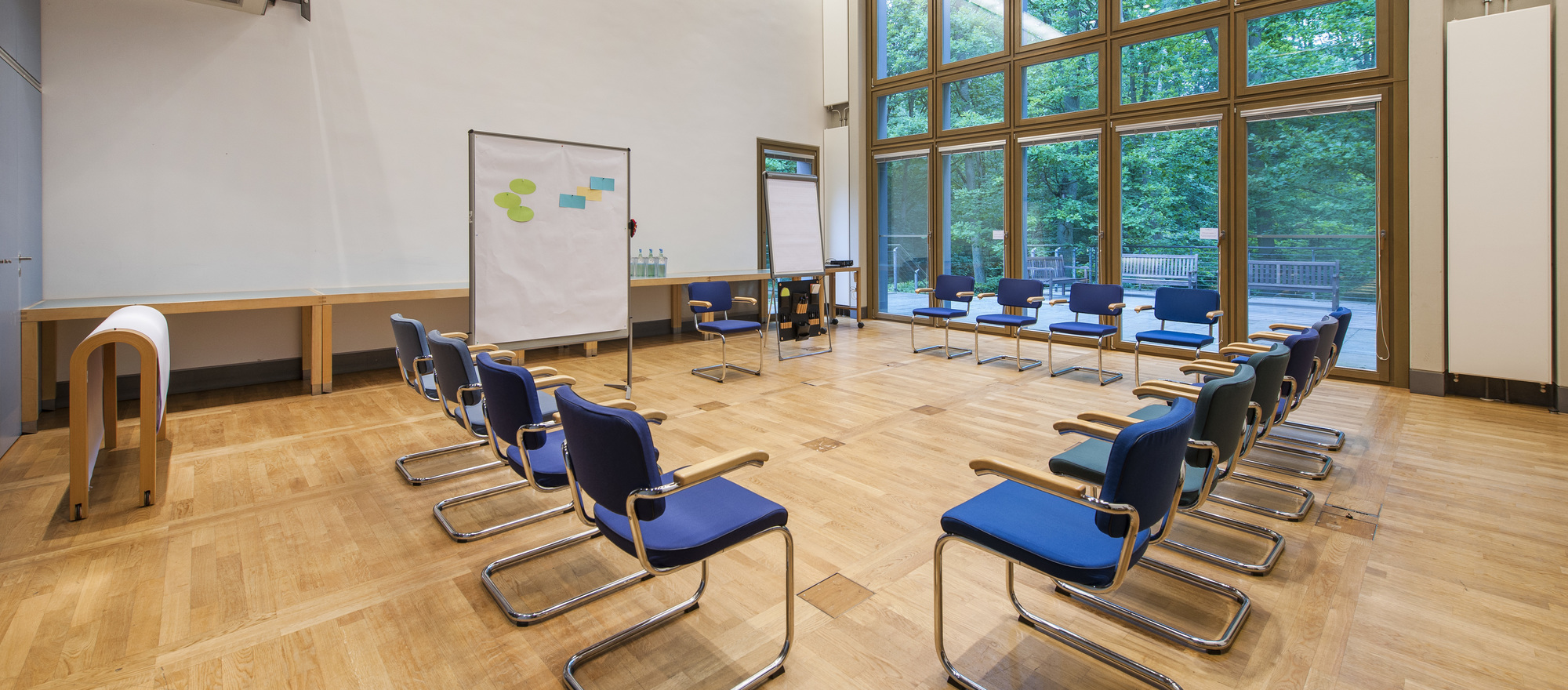 Rooms for big and small events in the Ringhotel Schorfheide | Tagungszentrum der Wirtschaft in Joachimsthal, 4-stars hotel close to Berlin