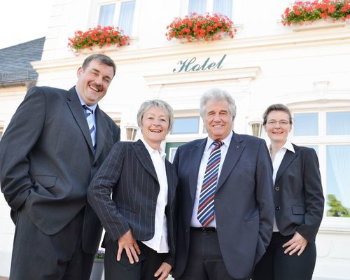 Family Thalen welcomes you in the 4-star hotel Ringhotel Residenz in Wittmund