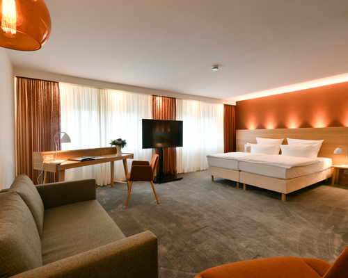 Modern and individual furnished apartments at the Ringhotel Adler in Asperg/Ludwigsburg, 4-star-superior hotel in the metropolitan region Stuttgart