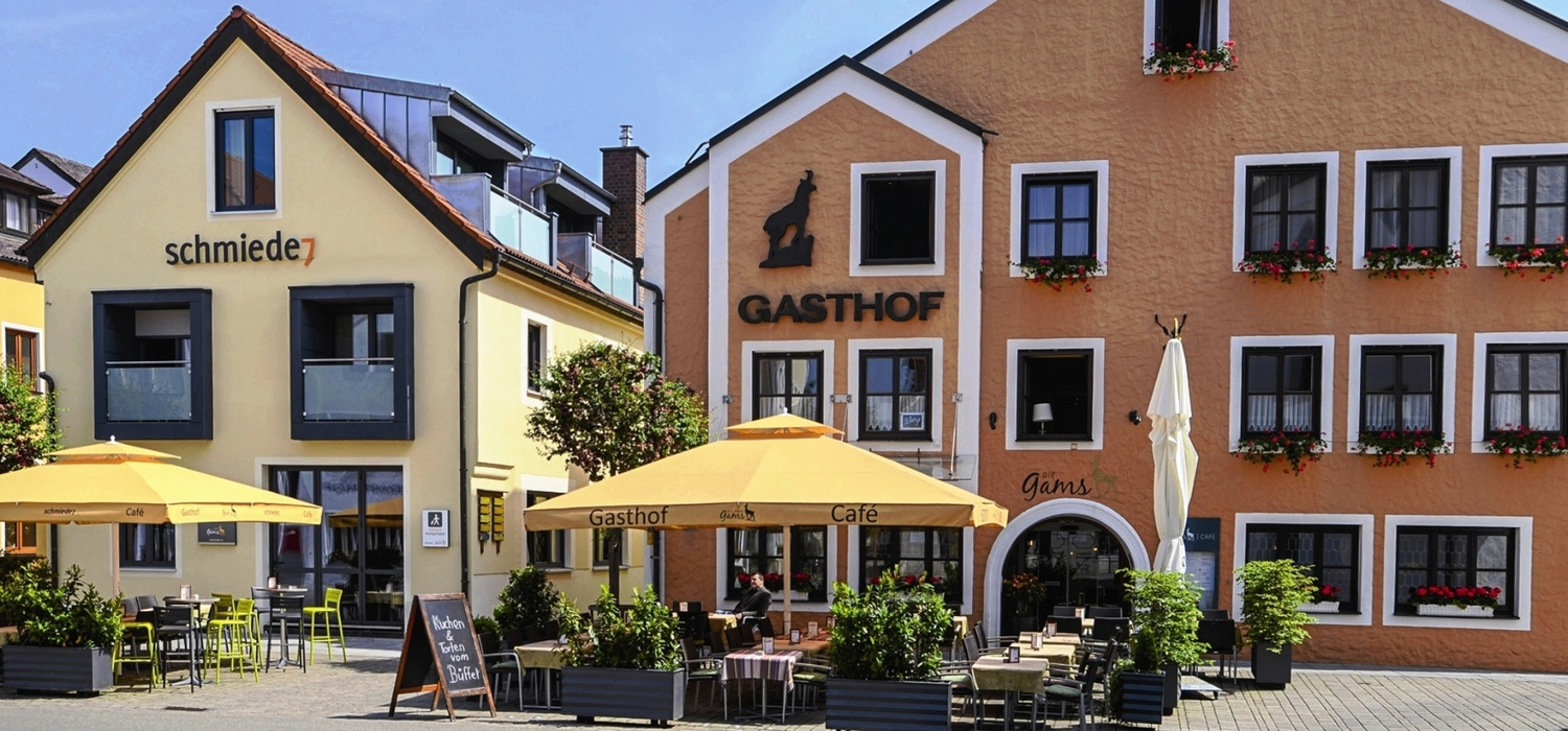 Ringhotel Die Gams in Beilngries, 4-star hotel, upper bavaria