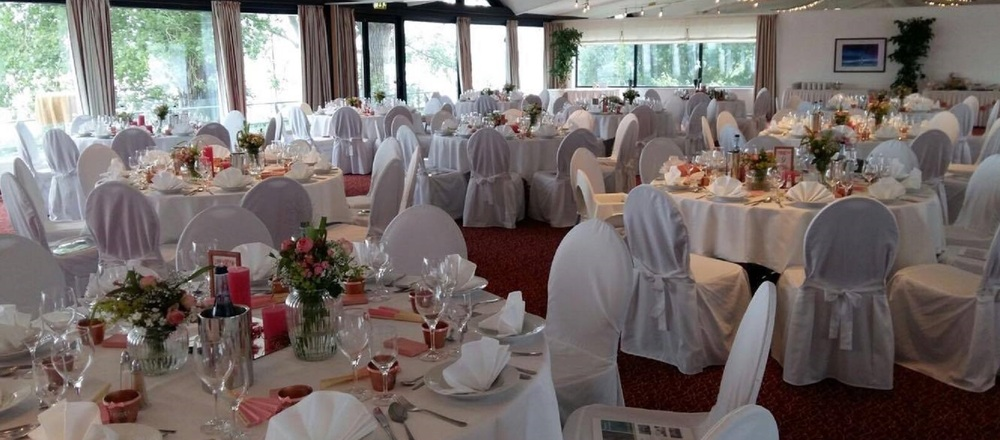 Wedding in the Ringhotel Faehrhaus Farge in Bremen-Farge, 4-stars hotel in Bremen